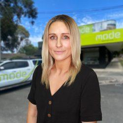 Alexandra Pearson Marketing Manager Mode