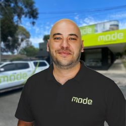 Frank Pitropakis Project Coordinator Mode