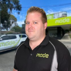 Geoff McLeod Project Manager Mode
